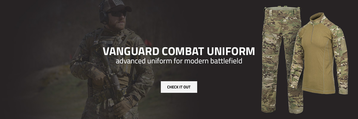 vanguard combat uniform