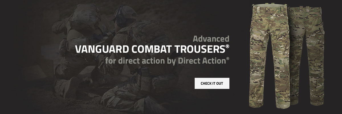vanguard combat trousers
