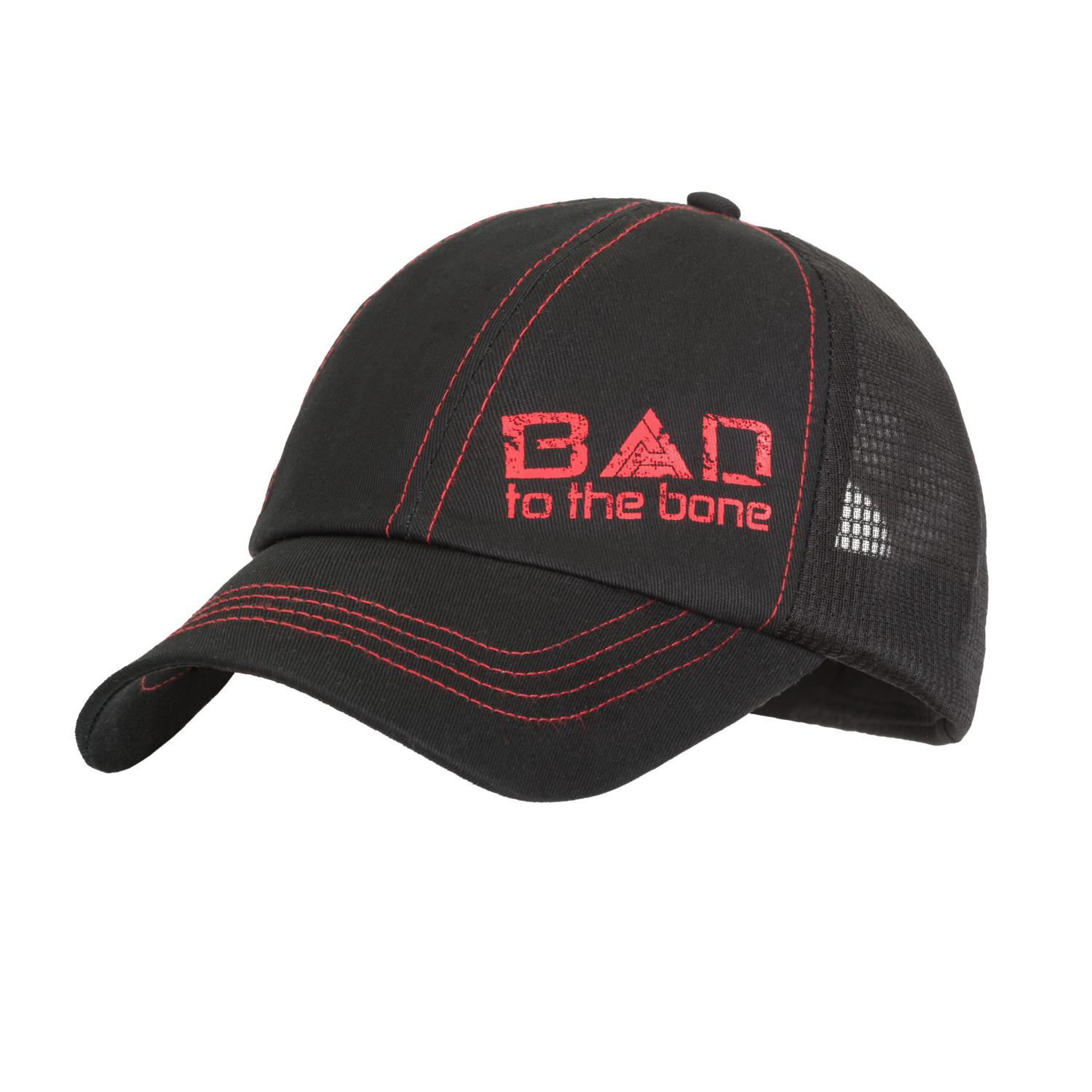 Bad To The Bone Feed Cap