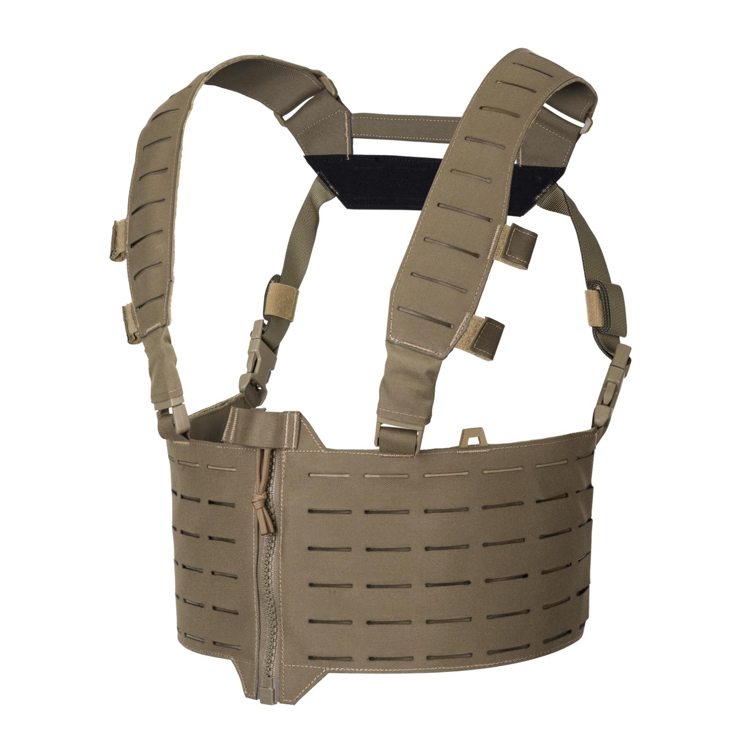 WARWICK Zip Front Chest Rig