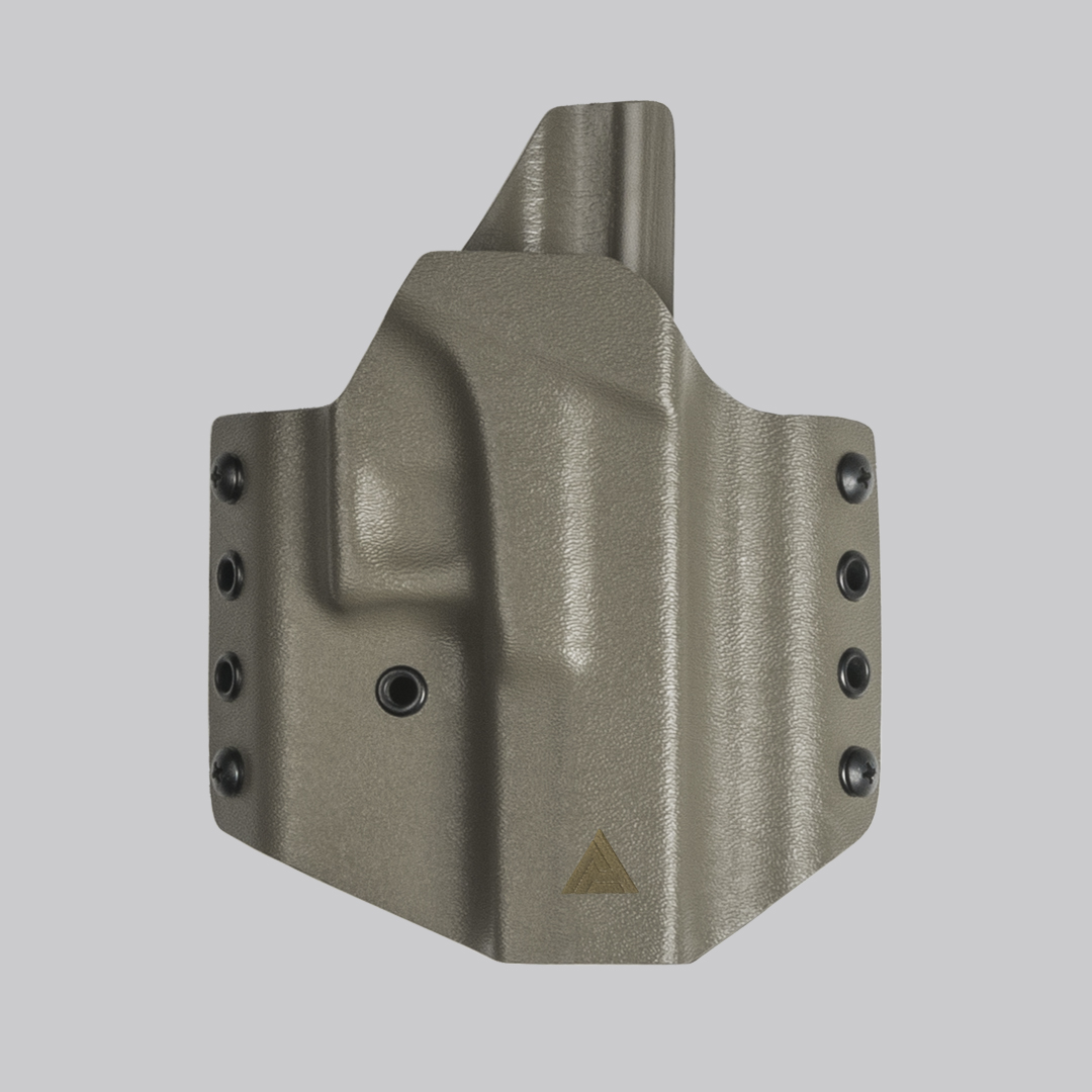 G17 OWB Zero Cant No Light Holster