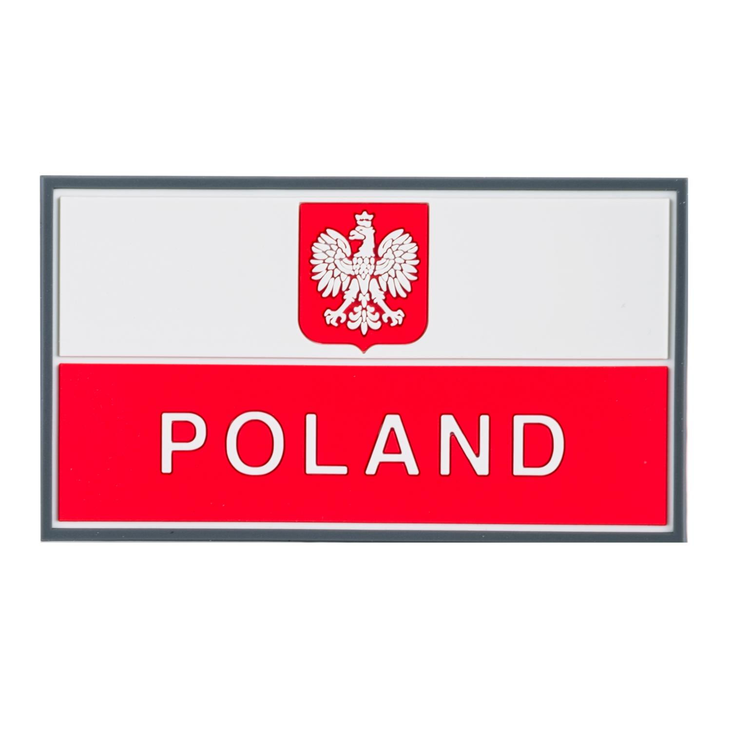 Polish Large Banner Patch