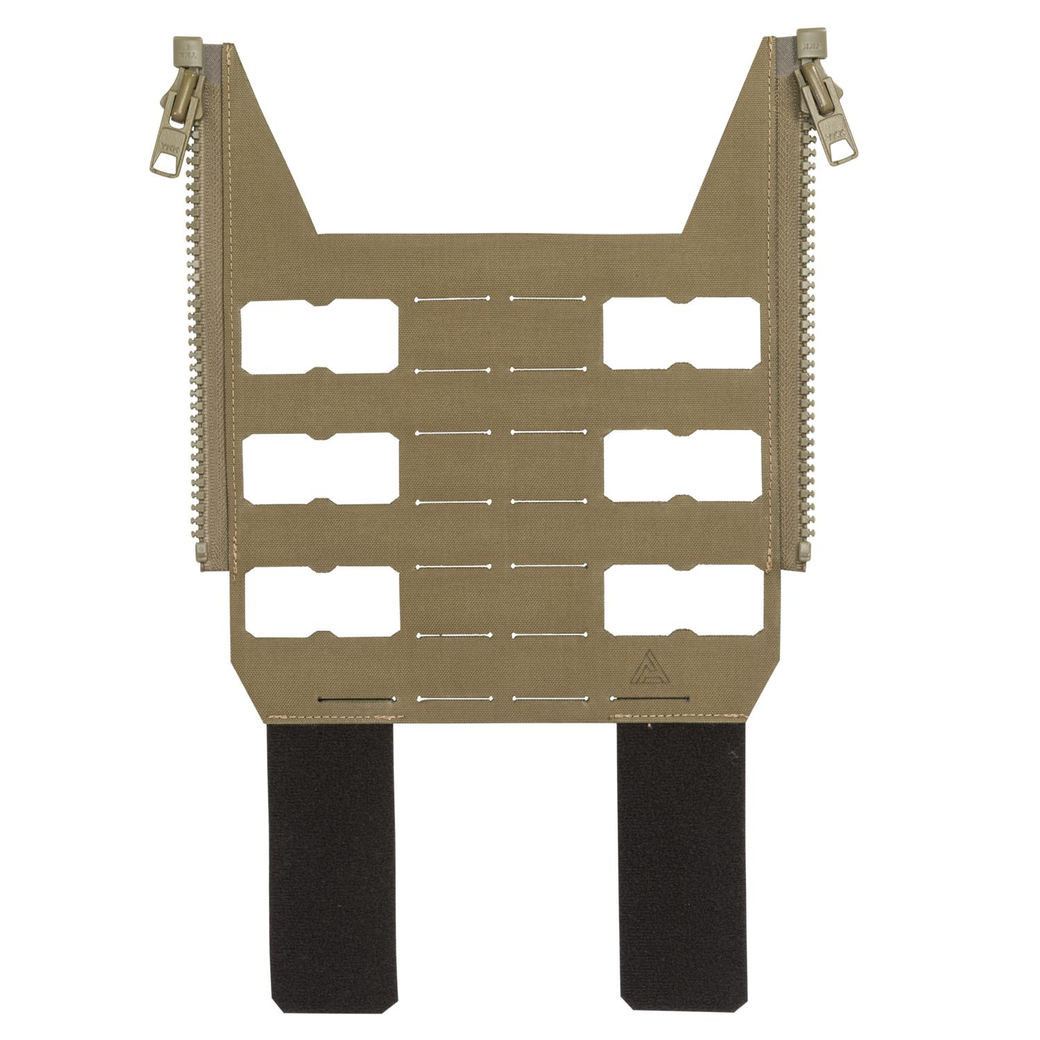 Skeletonized Plate Carrier Flap®