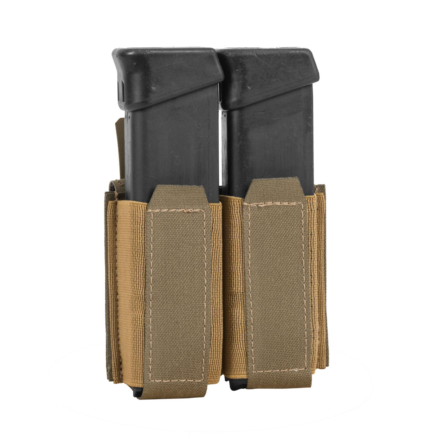 LOW PROFILE PISTOL MAGAZINE POUCH®