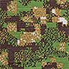 NIVERSAL MOLLE PANEL Large - PenCott GreenZone