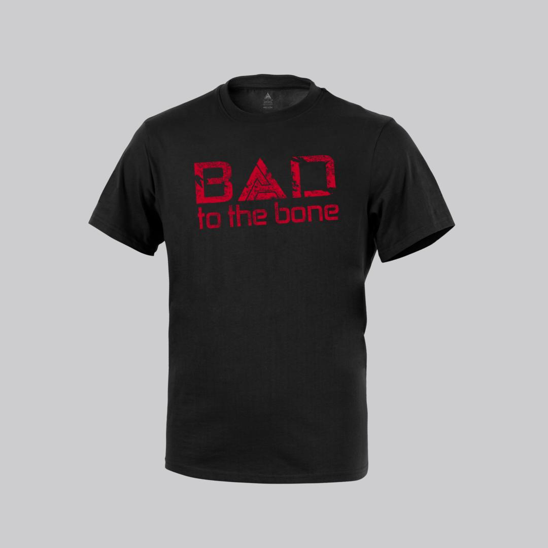 "T-Shirt ""Bad to the Bone"""