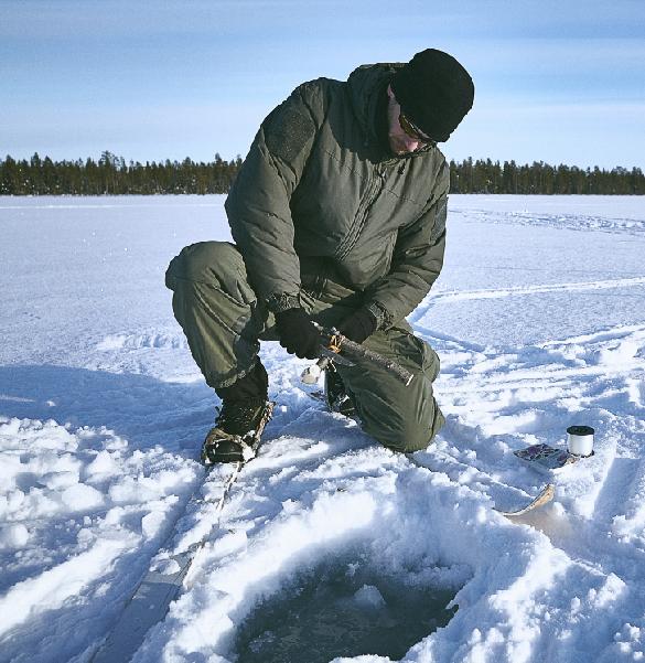 Helikon-Tex LEVEL 7 Winter Jacket Climashield Apex Winterjacke ECWCS Alpha Green