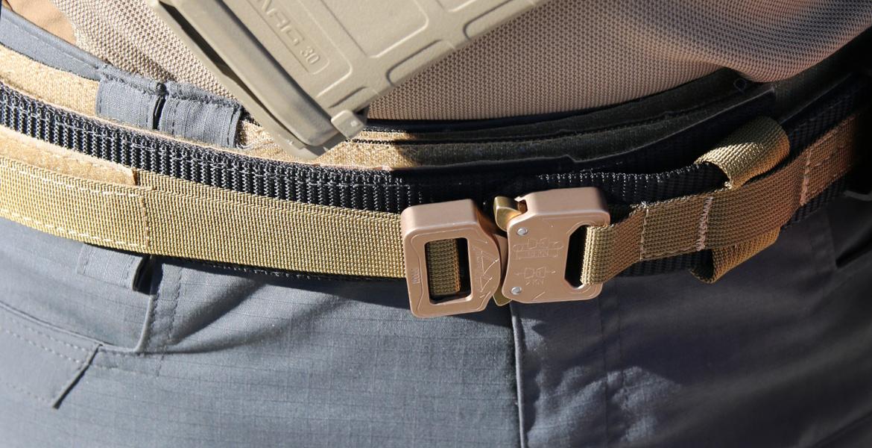 Cintura Cobra Tactical Belt HELIKON Coyote