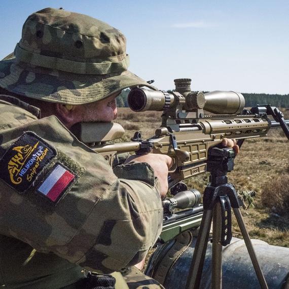 Tactical Polish Sniper VII