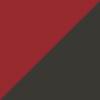 Crimson Sky/Ash Grey