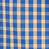 royal blue checkered